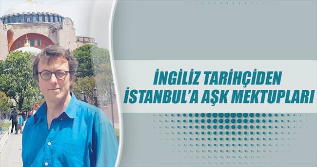 Romanlarım İstanbul'a yazdığım aşk mektuplarım