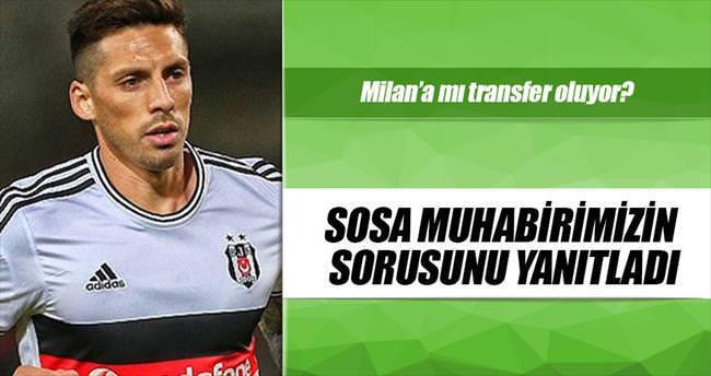 Milan'a değil Arjantin'e!