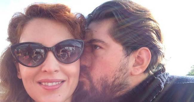 Rasim Ozan Kütahyalı ve Nagehan Alçı'nın mutlu günü