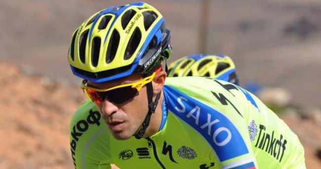 Fransa Bisiklet Turu'nda Contador çekildi