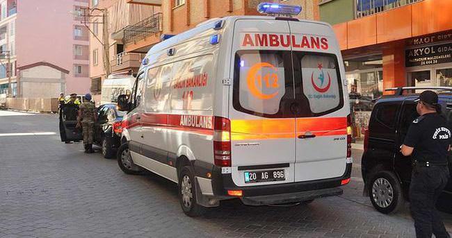 Zırhlı aracın devrilmesi sonucu yaralanan polis, hastanede şehit oldu
