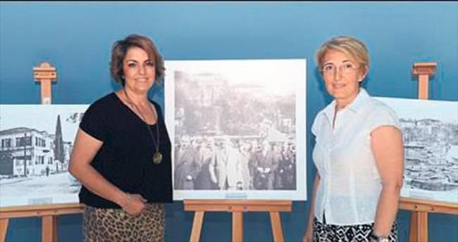 EXPO bahçesinde Antalya nostaljisi