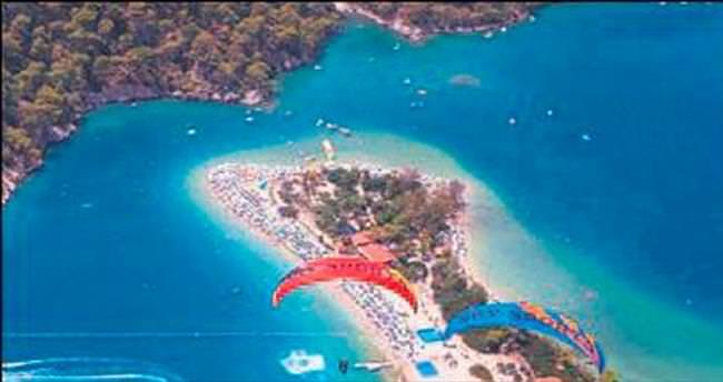 Kumburnu Plajı 42 bin kişi ağırladı
