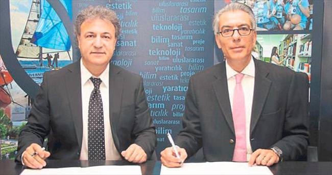 Yaşar'dan EGOD'a akademik destek