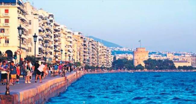 Ege'nin iki yakası Selanik'te buluşuyor