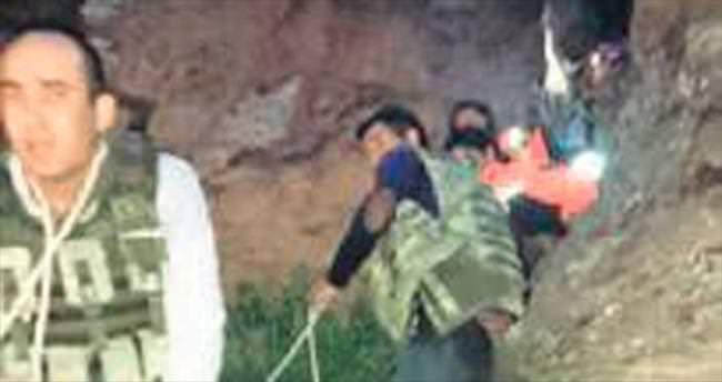 Ayılar gezintiye çıkan aileye saldırdı: 2 ölü