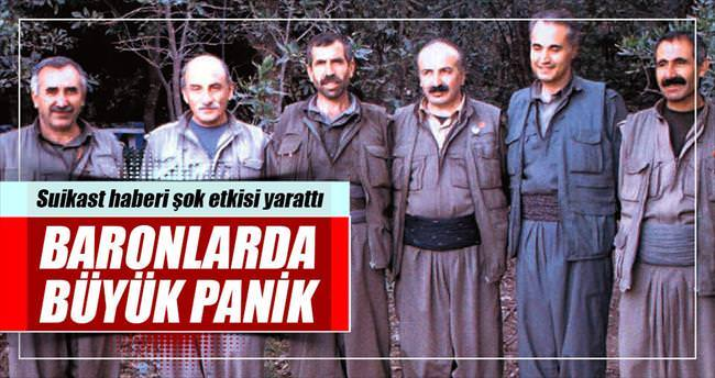 Bahoz Erdal öldürüldü Kandil'i korku sardı