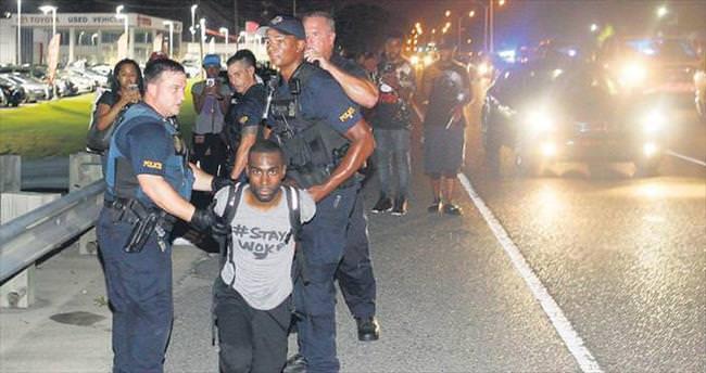 ABD'de 200 tutuklama