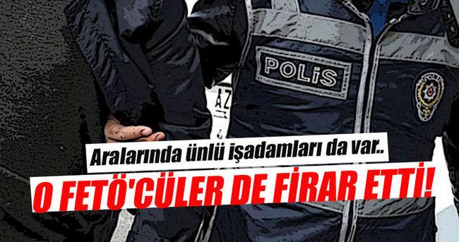 Mahkeme serbest bıraktı FETÖ'cüler firar etti