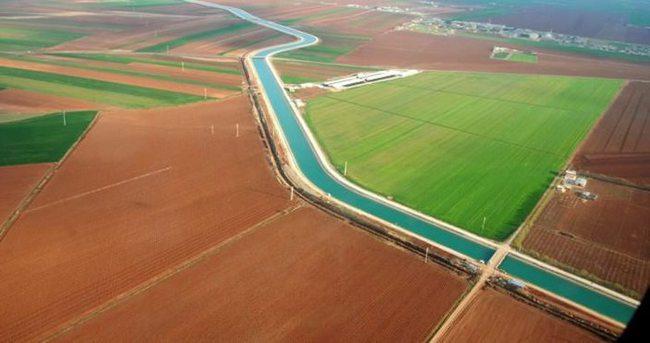 O şehre Türkiye'nin en büyük nehri getirilecek