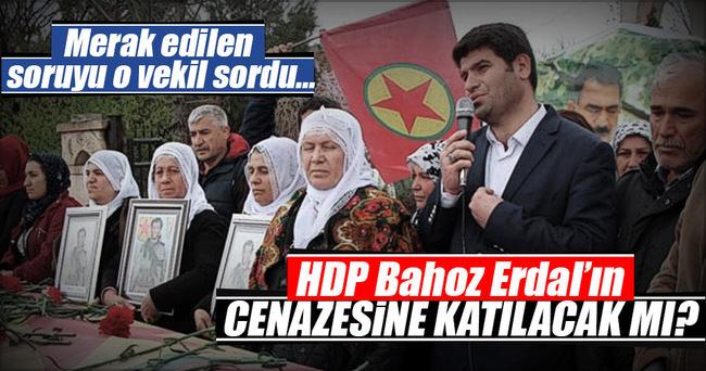 AK Partili Turan: HDP, Bahoz Erdal'ın da cenazesine gidecek mi?