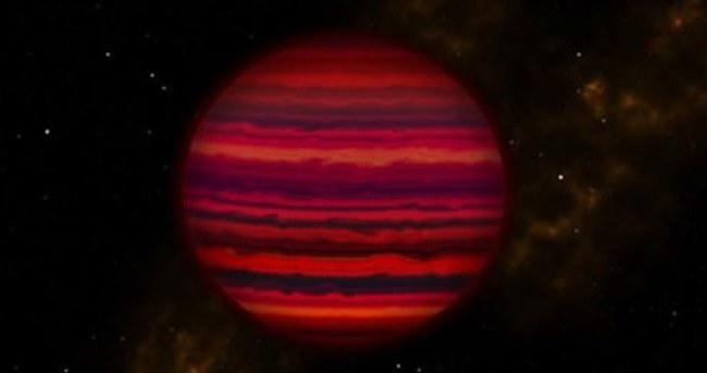 Güneş Sistemi'nin dışında ilk kez su bulutu bulundu