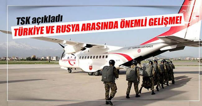 Türkiye ve Rusya arasında önemli gelişme