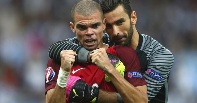 Turnuvanın en iyi takımına Portekiz damgası
