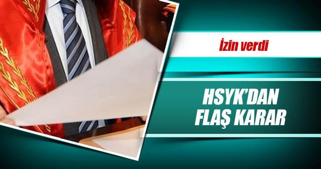 Casusluk davasıyla ilgili HSYK'dan flaş karar!