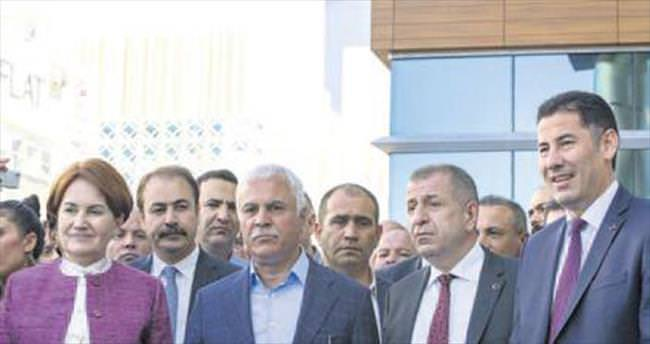 MHP'li muhalifler yine uzlaşamadı