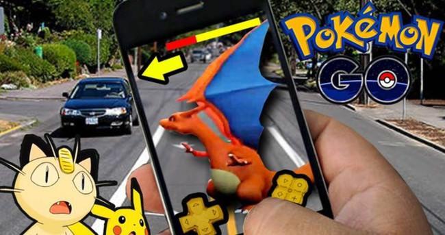 Pokemon Go Avrupa'ya geliyor