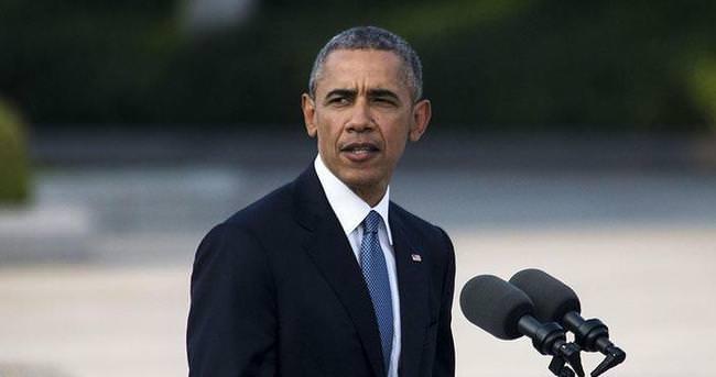 Obama kolluk kuvvetleri yetkilileriyle görüşecek