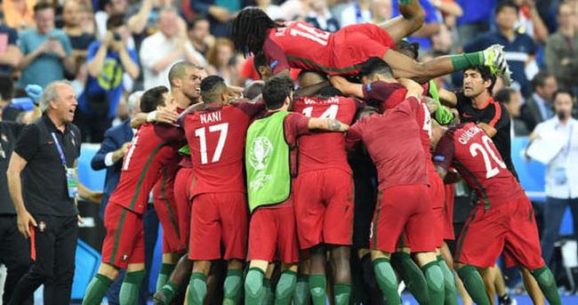 Euro 2016 Fransa'ya 1 milyar 270 milyon Euro kazandırdı