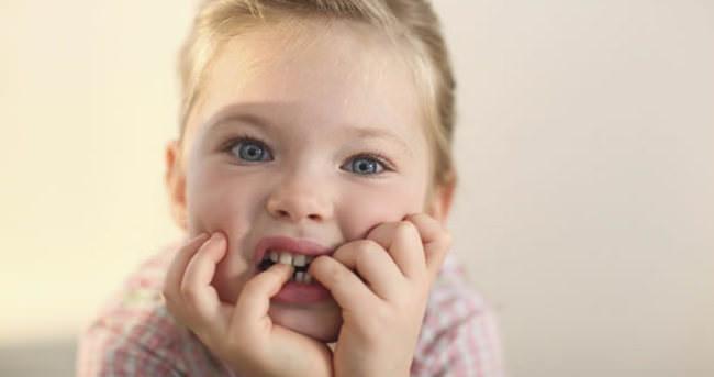 Tırnak yiyen çocukların bağışıklık sistemi kuvvetli çünkü…