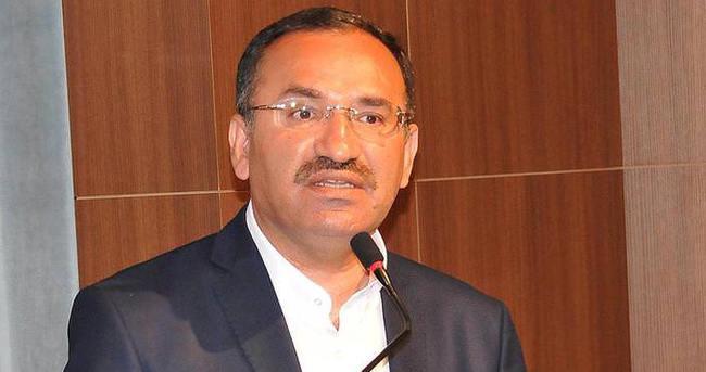Adalet Bakanı Bozdağ: 20 Temmuz yargı bakımından milattır