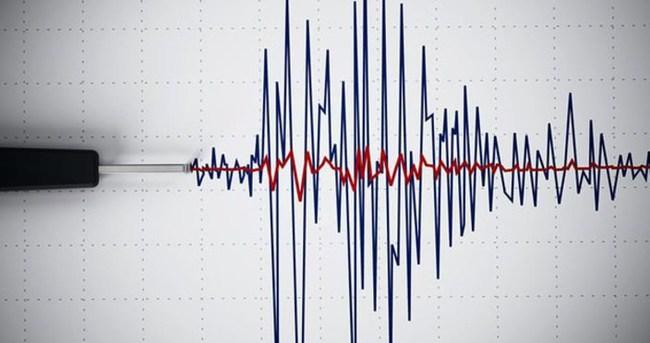 Akdeniz'de 3.9'luk deprem