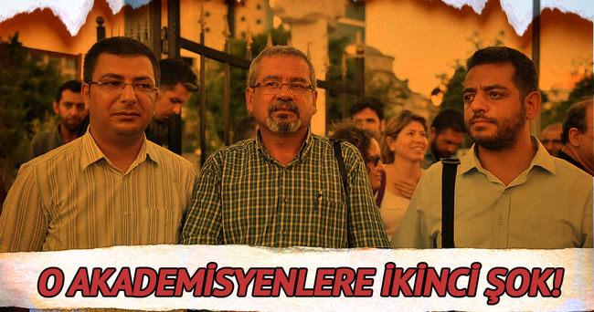 Mersin'de akademisyenlerin terör örgütü propagandası davası