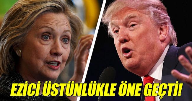 ABD başkanlık yarışında son durum