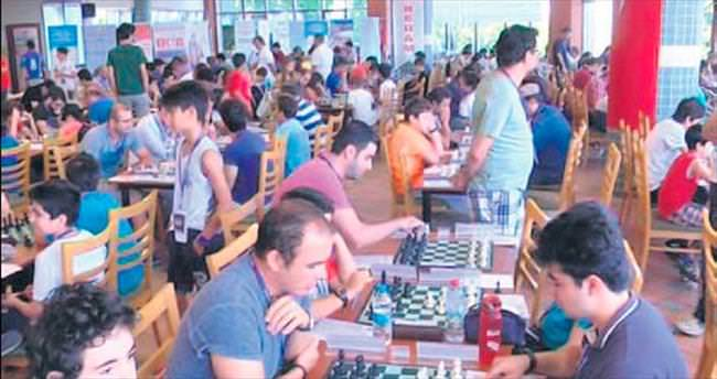 Kampusta 'Satranç Turnuvası'