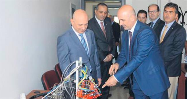 Türkiye'nin ilk tematik 'gıda teknokenti' açıldı