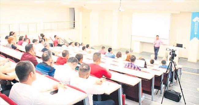 HKÜ personeline 'aidiyet' eğitimi