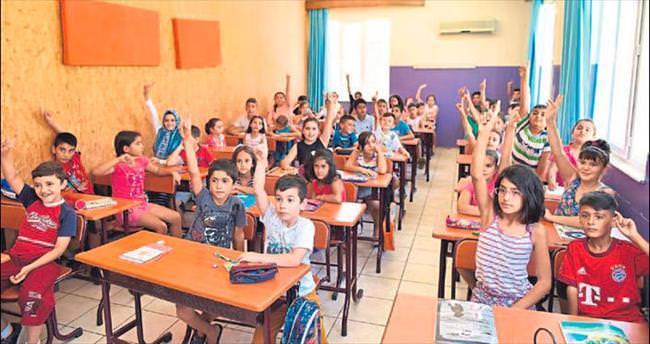 Kepez'de yaz eğitimi