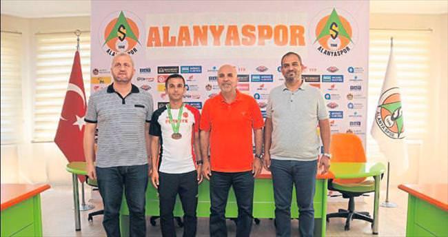 Alanyaspor'un Arslan'ı