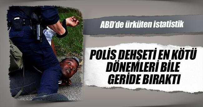 Polisin kurbanları 'linç dönemi'ni geçti