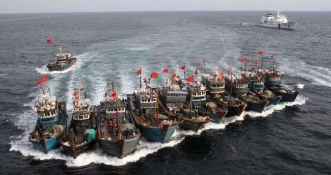 Güney Çin Denizi'ndeki gerilim artıyor