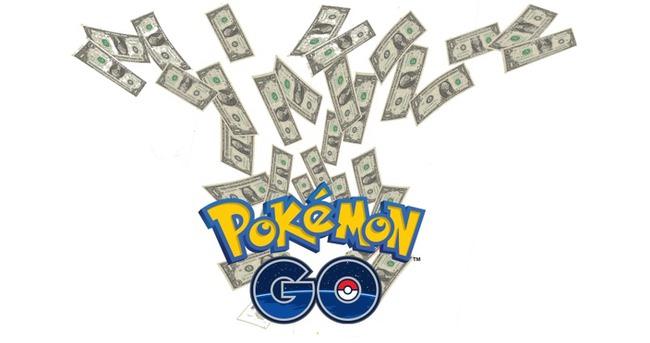 Pokemon Go günde 1.6 milyon dolar kazanıyor