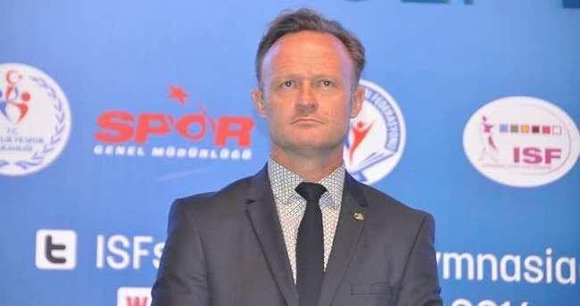 GYMNASIADE Başkanı Petrynka'dan Trabzon'a büyük övgü