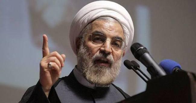 Ruhani'den açık tehdit: Sözünüzden dönerseniz...