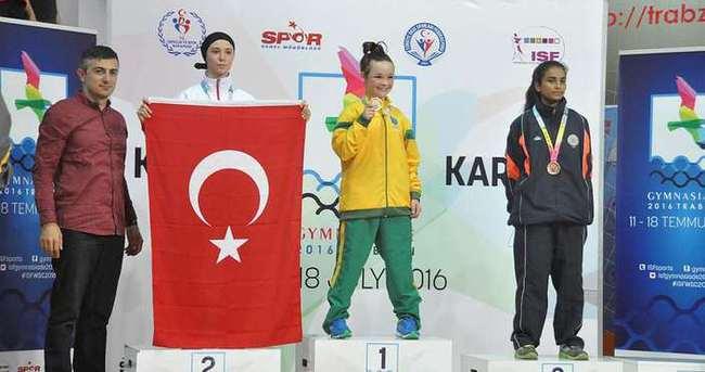 Gymnasiade'da ikinci gün heyecanı