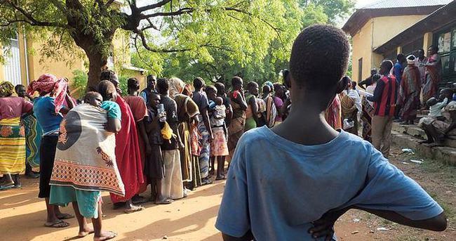 Güney Sudan'daki Avrupa vatandaşları tahliye ediliyor