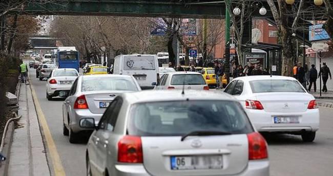Ankara'da bazı alt ve üst geçitler trafiğe kapatılacak