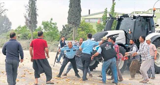 Adana'da patates eylemcilerine dava