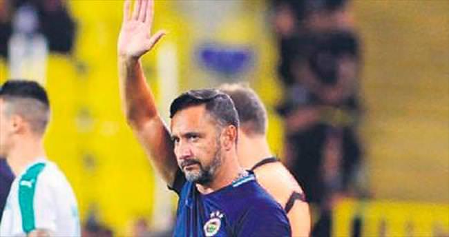 Vitor Pereira'dan mesaj: Karakterli takım istiyorum