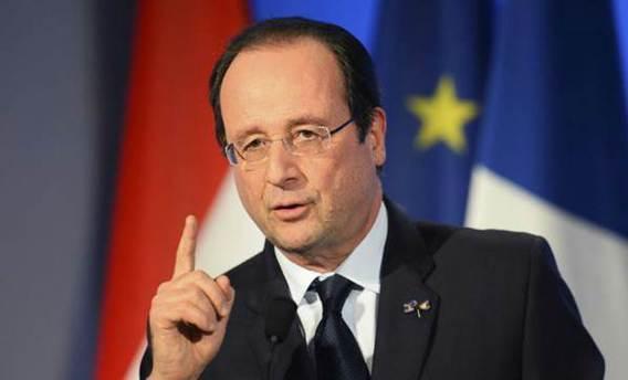 Hollande'dan İngiltere Başbakanı May'e tebrik telefonu