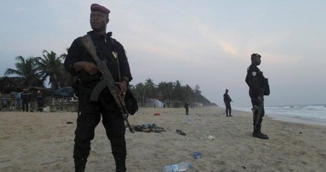 Fildişi Sahili'ndeki tatil köyü saldırısı