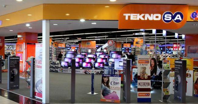 Teknosa'dan mağaza açıklaması