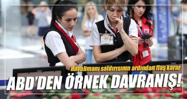 İstanbul'daki terör saldırılarını kınama kararını oy birliğiyle kabul ettiler