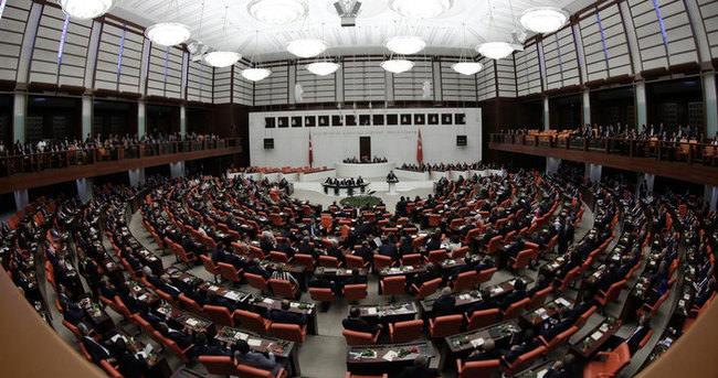Meclis'te kritik toplantı başladı