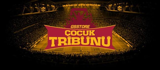 Galatasaray'dan bir ilk! Çocuk tribünü geliyor