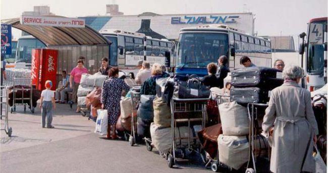 İsrail'den göçmen Yahudilerin malları için gizli çalışma